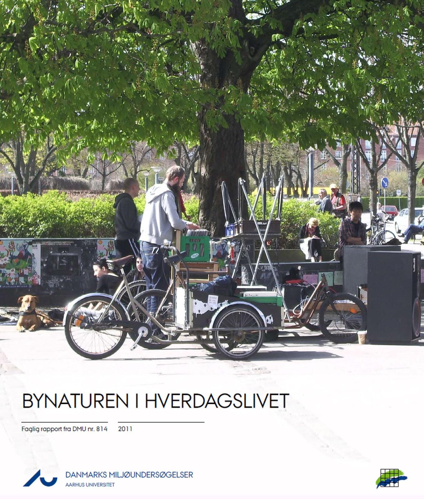 Bynaturen i hverdagslivet, Dansk miljøundersøgelser